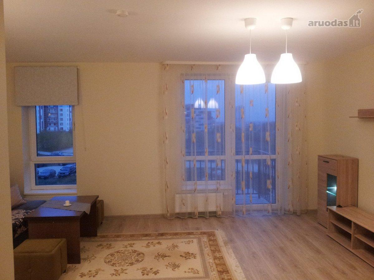 Vilnius, Pašilaičiai, Eitminų g., 1 kambario buto nuoma