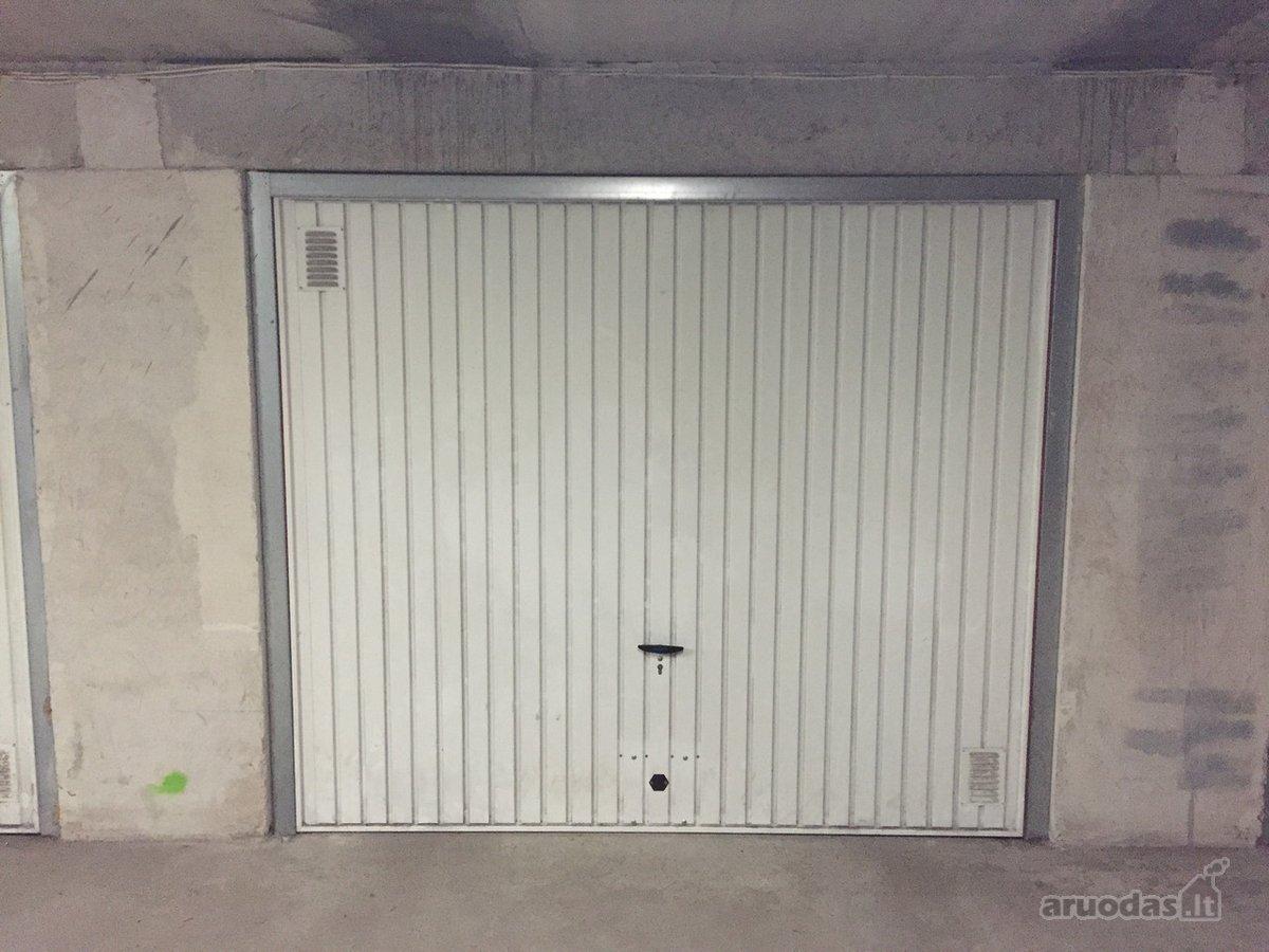 Vilnius, Šiaurės miestelis, S. Žukausko g., požeminis garažo nuoma