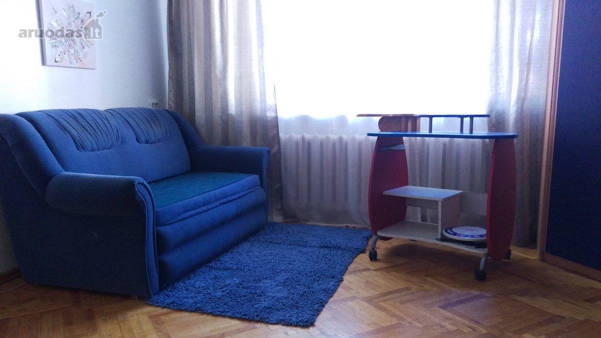 Šiauliai, Centras, Tilžės g., 1 kambario buto nuoma