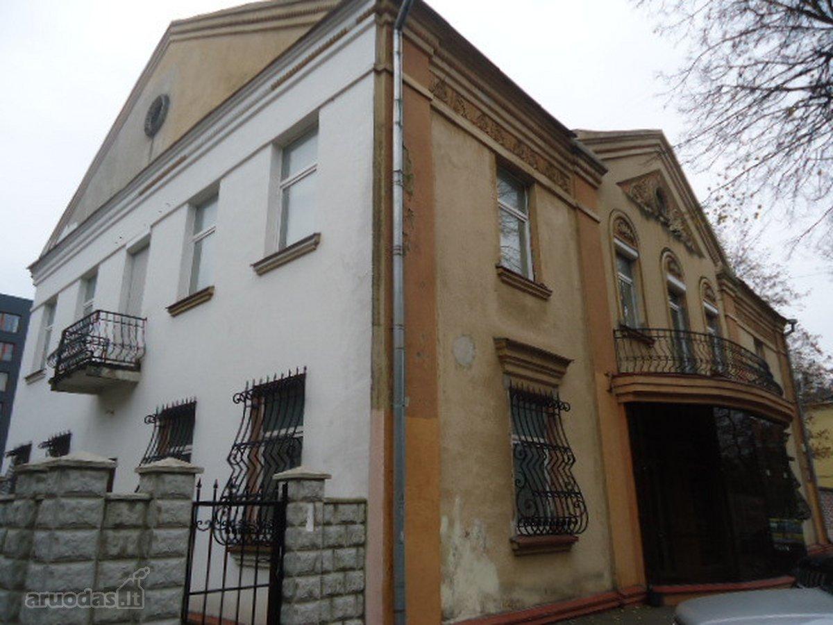 Vilnius, Antakalnis, Smėlio g., biuro, paslaugų, sandėliavimo, kita paskirties patalpos nuomai