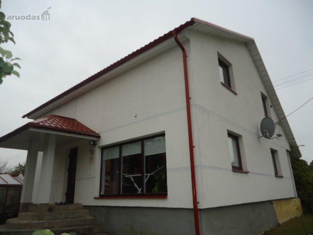 Vilniaus r. sav., Juodiškių k., Automobilininkų 1-oji g., mūrinis namas