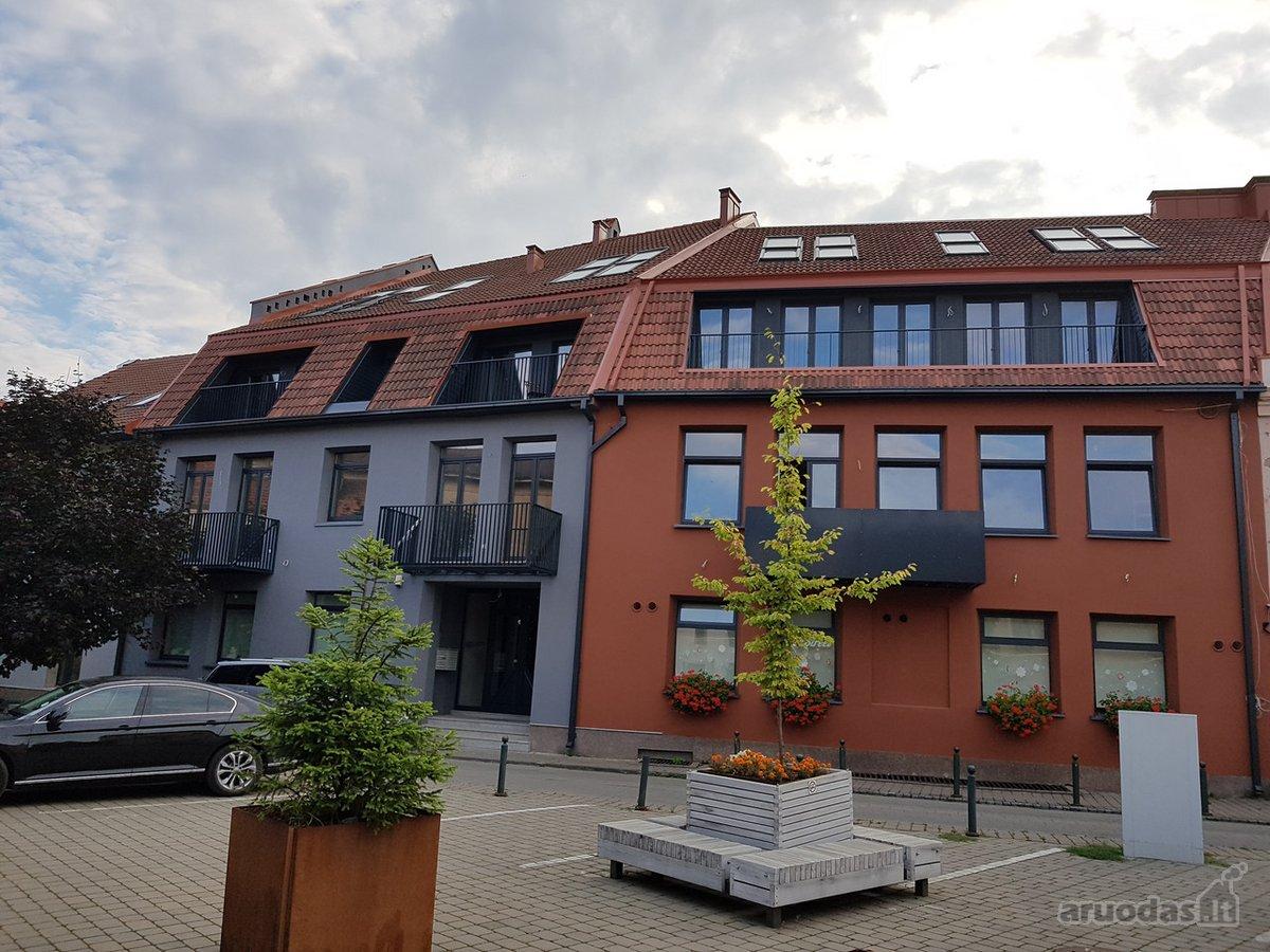Kaunas, Senamiestis, Raguvos g., biuro, prekybinės, paslaugų paskirties patalpos