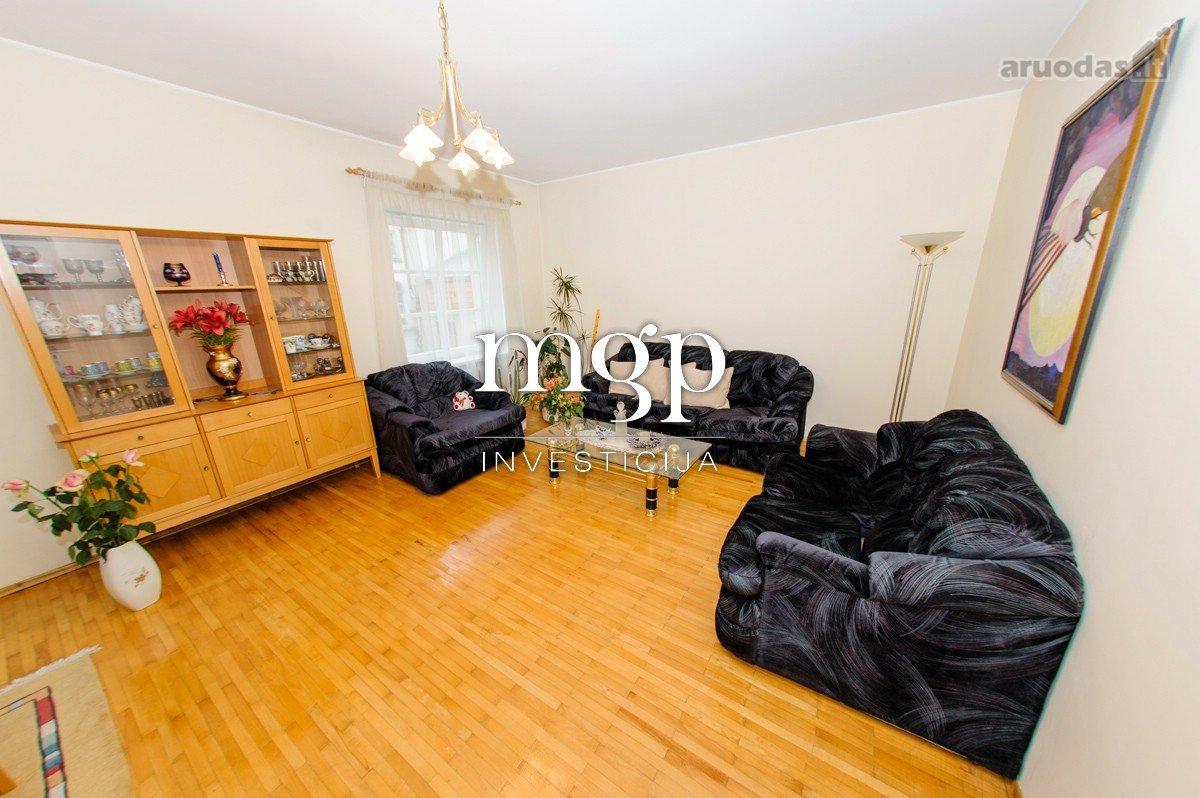 Vilnius, Senamiestis, Rūdninkų g., 4 kambarių butas