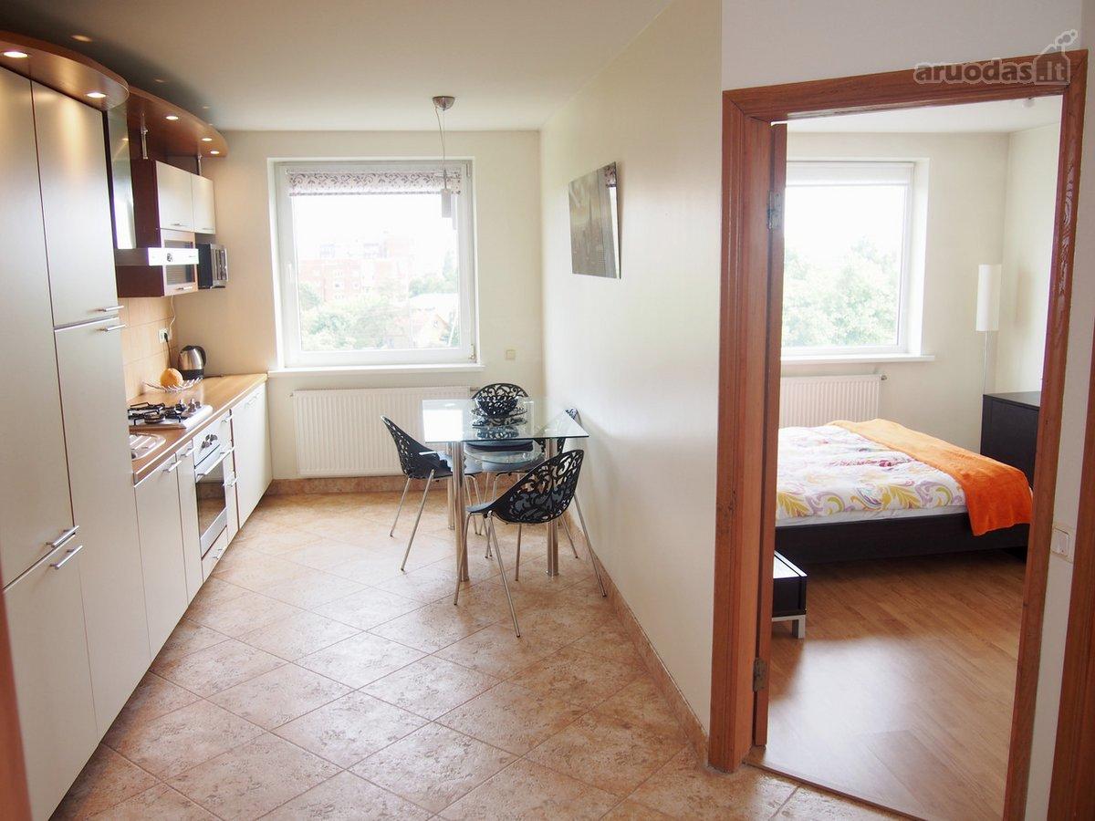 Kaunas, Žaliakalnis, Gražinos g., 2 kambarių buto nuoma