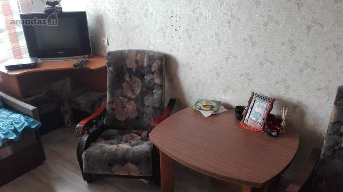 Vilnius, Naujamiestis, Skroblų g., 1 kambario buto nuoma