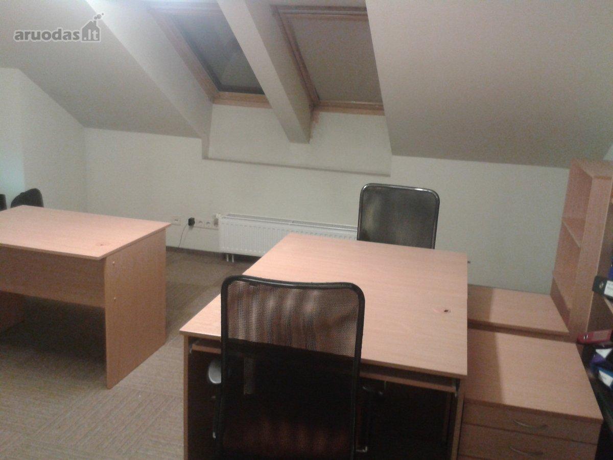 Vilnius, Senamiestis, Pylimo g., biuro paskirties patalpos nuomai