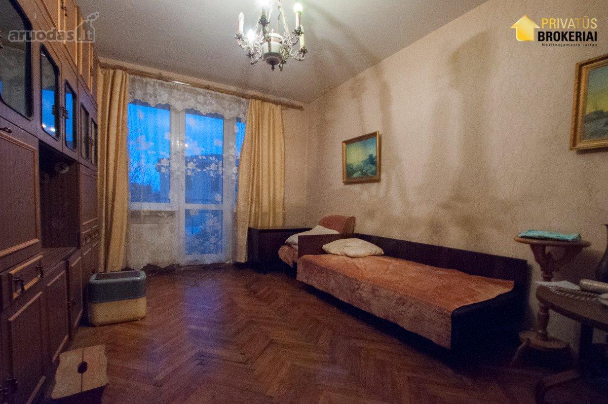 Vilnius, Naujamiestis, Birželio 23-iosios g., 2 kambarių buto nuoma