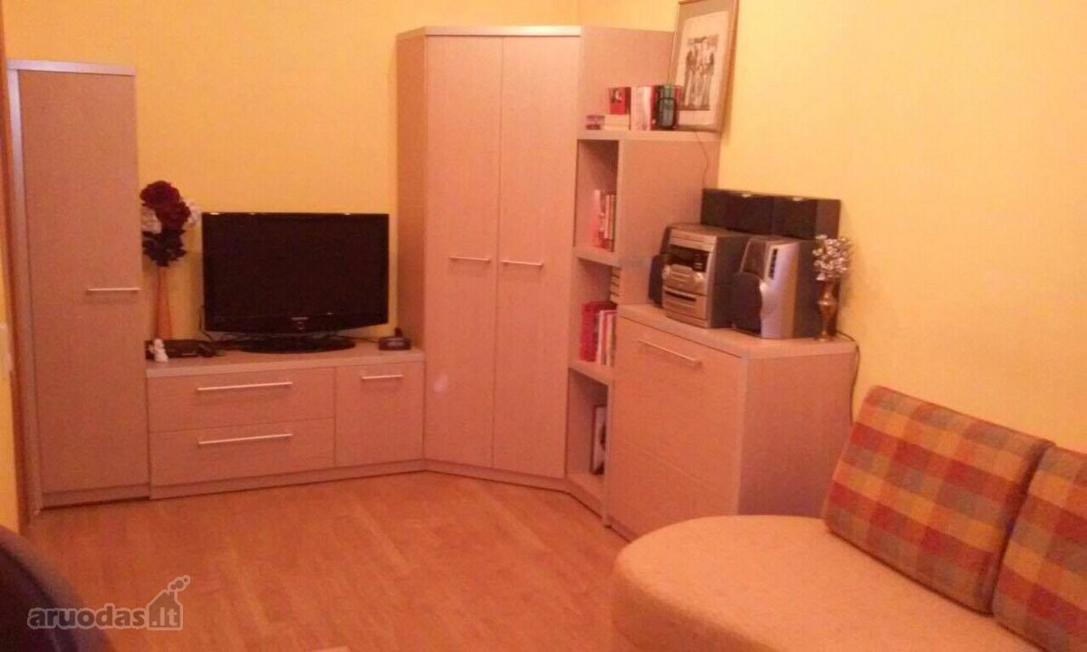 Klaipėda, Kauno, Kauno g., 2 kambarių butas