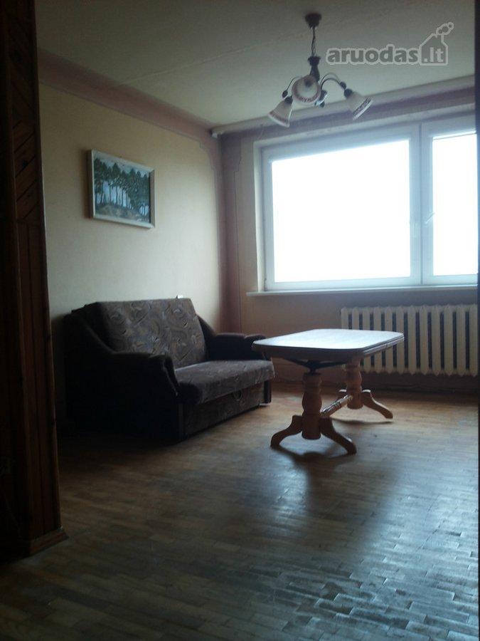 Molėtų m., Melioratorių g., 1 kambario butas