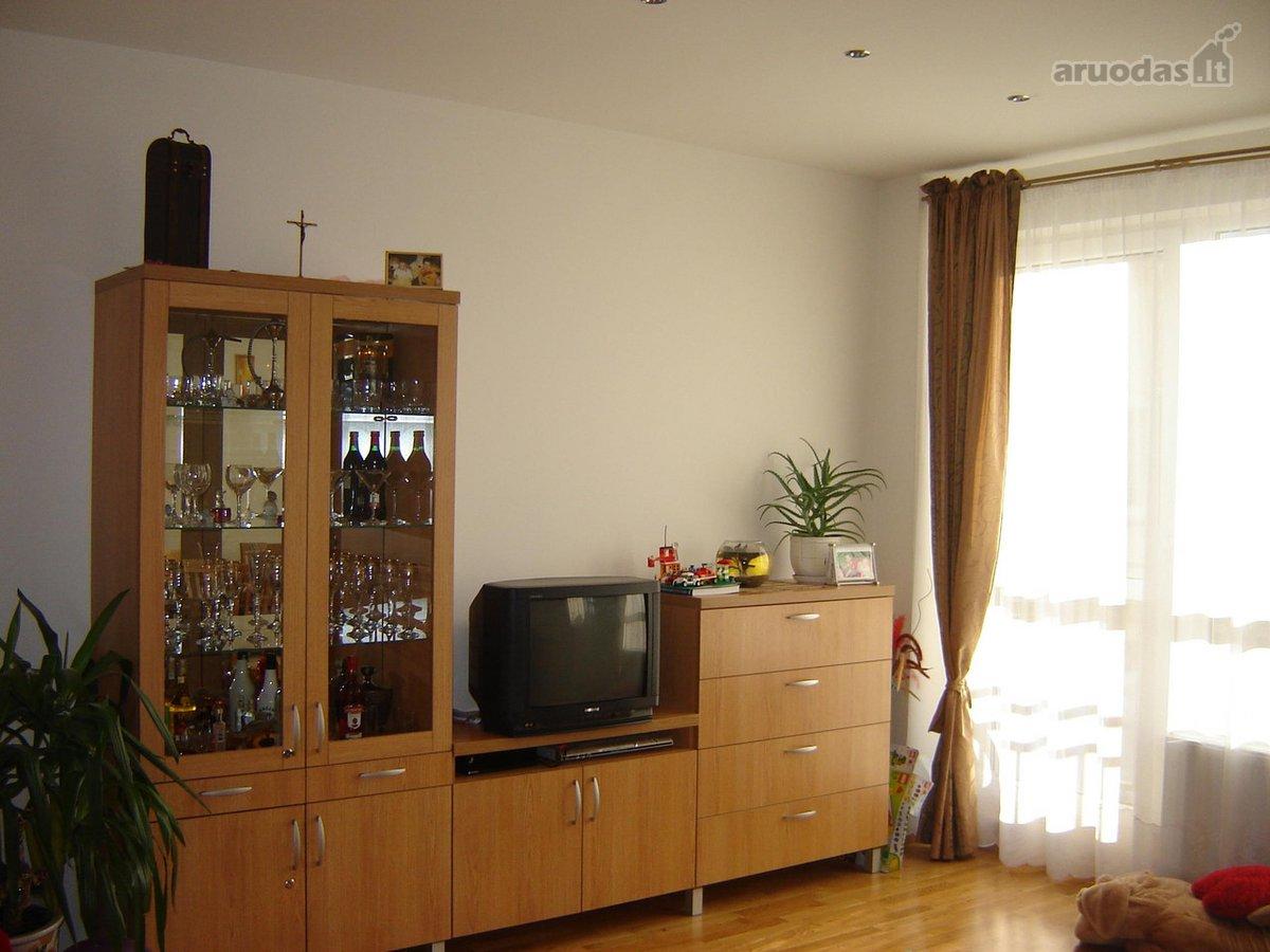 Vilnius, Fabijoniškės, Salomėjos Nėries g., 2 kambarių buto nuoma