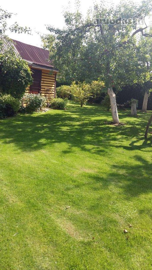 Ukmergės m., Lakštingalų g., mūrinis sodo namas