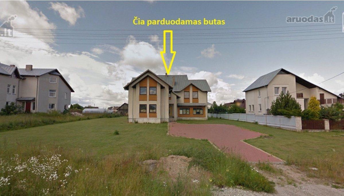 Kėdainių m., Skroblų g., 3 kambarių butas