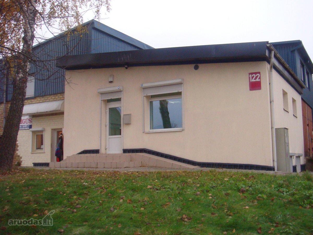 Vilnius, Šnipiškės, Kalvarijų g., biuro, prekybinės, viešbučių, paslaugų, sandėliavimo, gamybinės, maitinimo paskirties patalpos nuomai