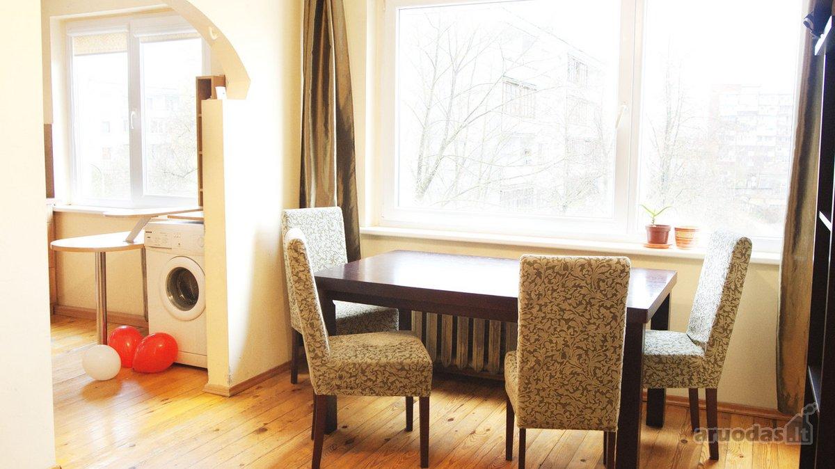 Vilnius, Šnipiškės, Kalvarijų g., 3 kambarių butas