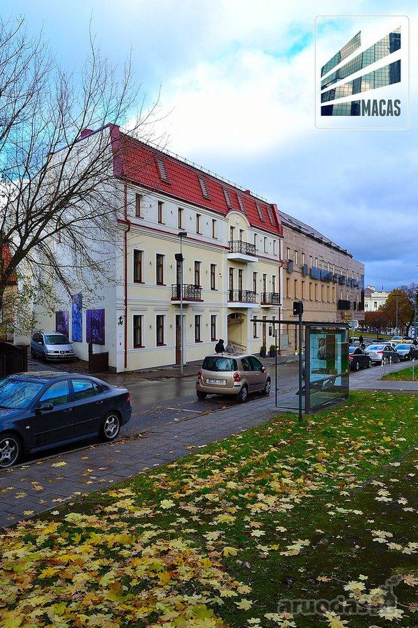Vilnius, Senamiestis, L. Stuokos-Gucevičiaus g., biuro, prekybinės, paslaugų, kita paskirties patalpos nuomai