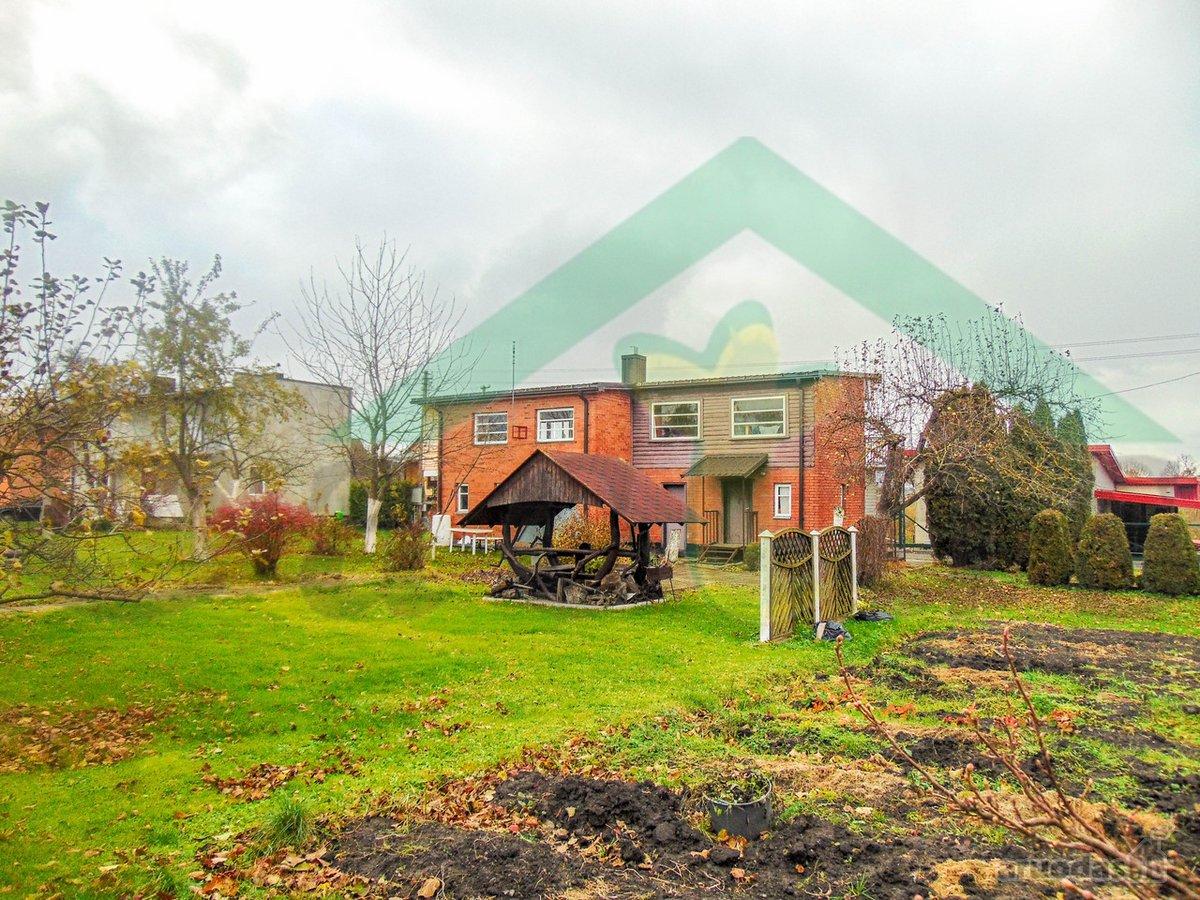 Alytaus r. sav., Luksnėnų k., mūrinis sodo namas