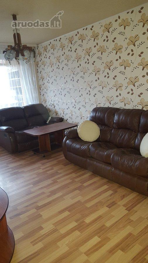 Klaipėda, Smeltė, I. Simonaitytės g., 2 kambarių buto nuoma