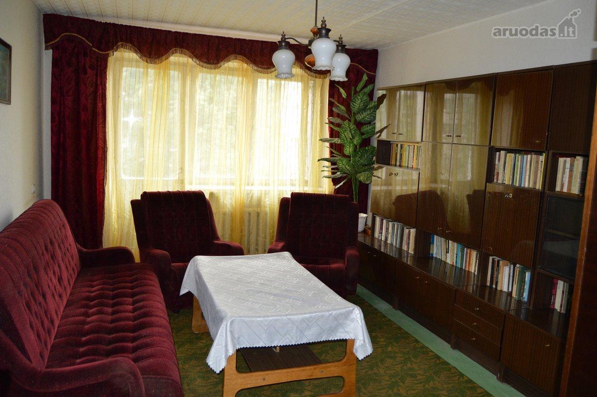 Alytus, Dainava, Tvirtovės g., 3 kambarių butas
