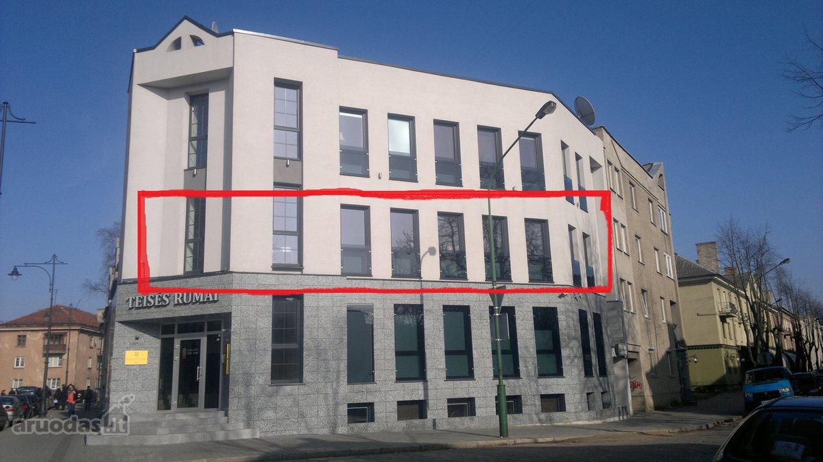 Klaipėda, Centras, J. Janonio g., biuro, paslaugų paskirties patalpos nuomai