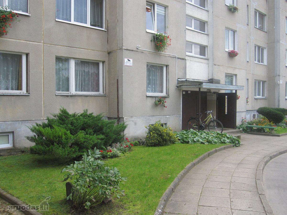 Panevėžys, Klaipėdos, Dariaus ir Girėno g., 4 kambarių butas