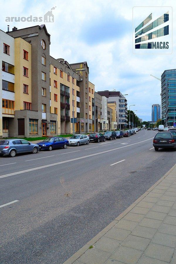 Vilnius, Šnipiškės, Lvovo g., biuro, paslaugų, kita paskirties patalpos nuomai