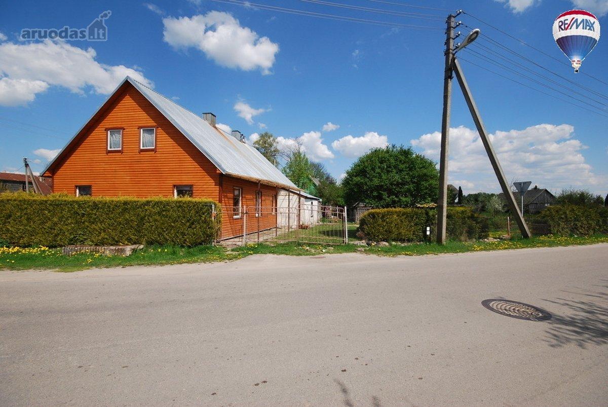 Prienų rajone, Jiezne, Vilniaus gatvėje,