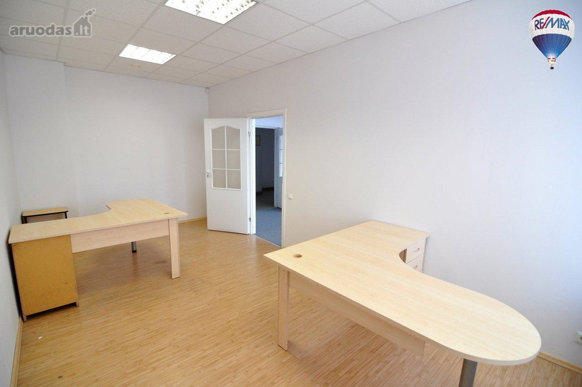 Kaunas, Aleksotas, Veiverių g., biuro, paslaugų paskirties patalpos nuomai