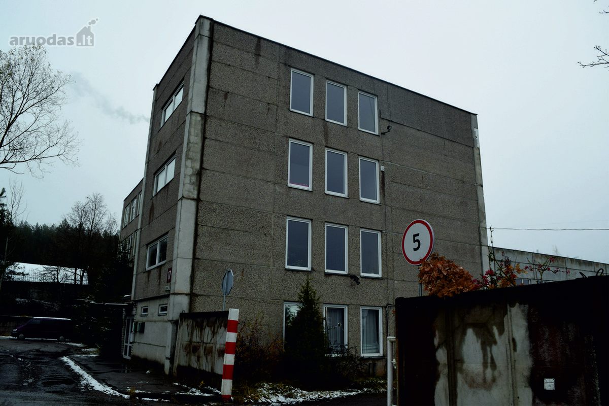 Vilnius, Vilkpėdė, Pakalniškių g., biuro, sandėliavimo, maitinimo paskirties patalpos nuomai