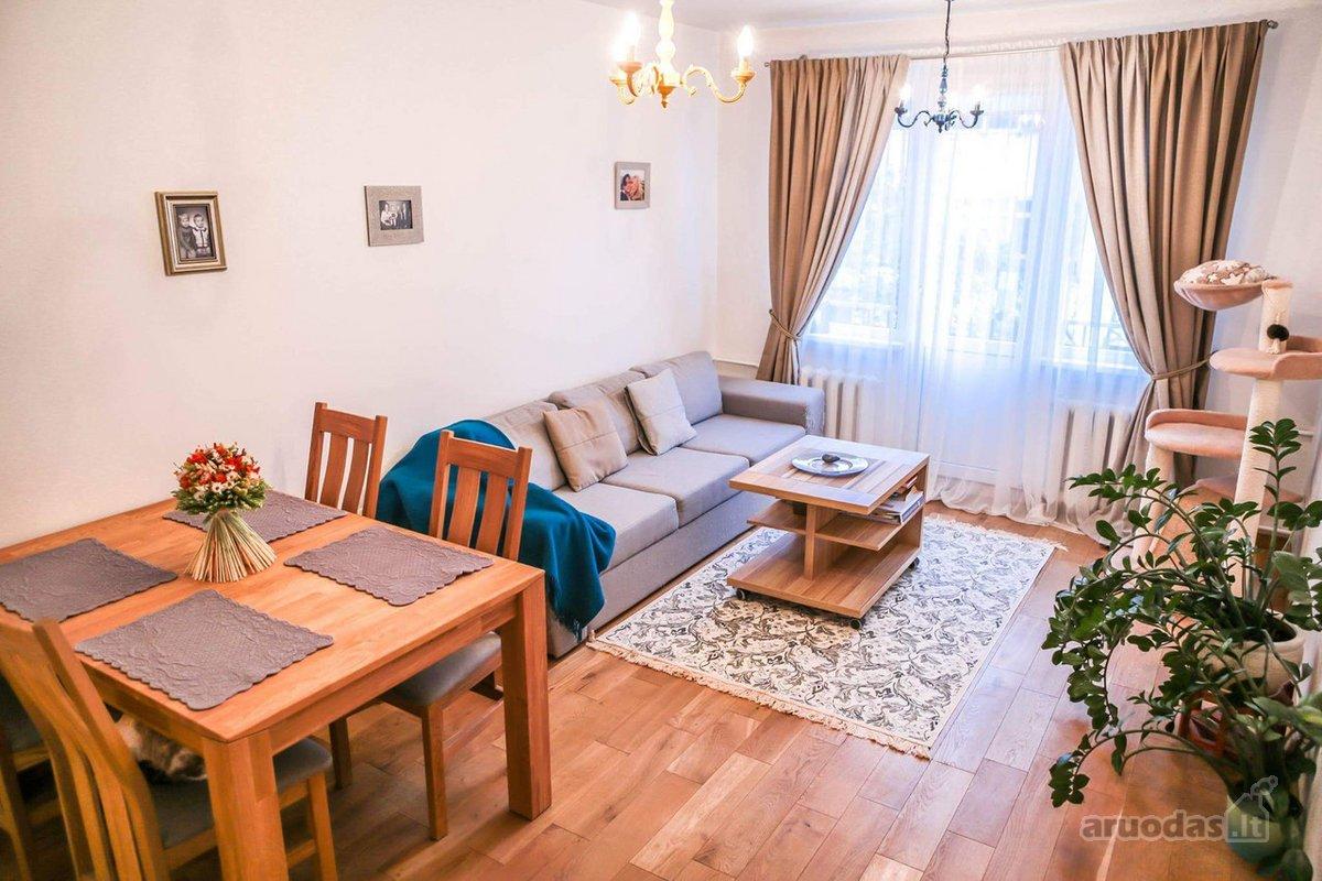 Vilnius, Naujamiestis, Vytenio g., 3 kambarių buto nuoma