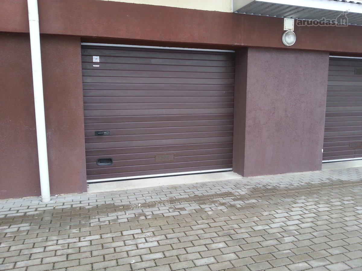 Vilnius, Fabijoniškės, mūrinis garažo nuoma