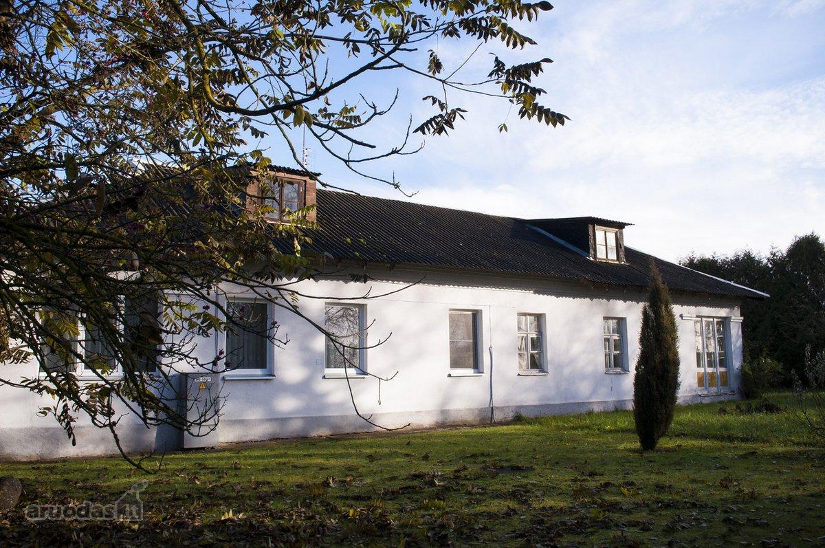 Kauno r. sav., Sitkūnų k., Sausio 13-osios g., mūrinio namo dalis