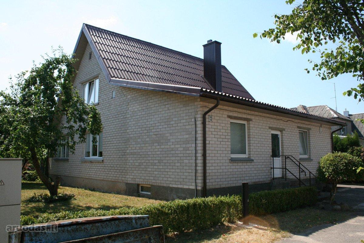 Skuodo m., Apuolės g., mūrinis namas