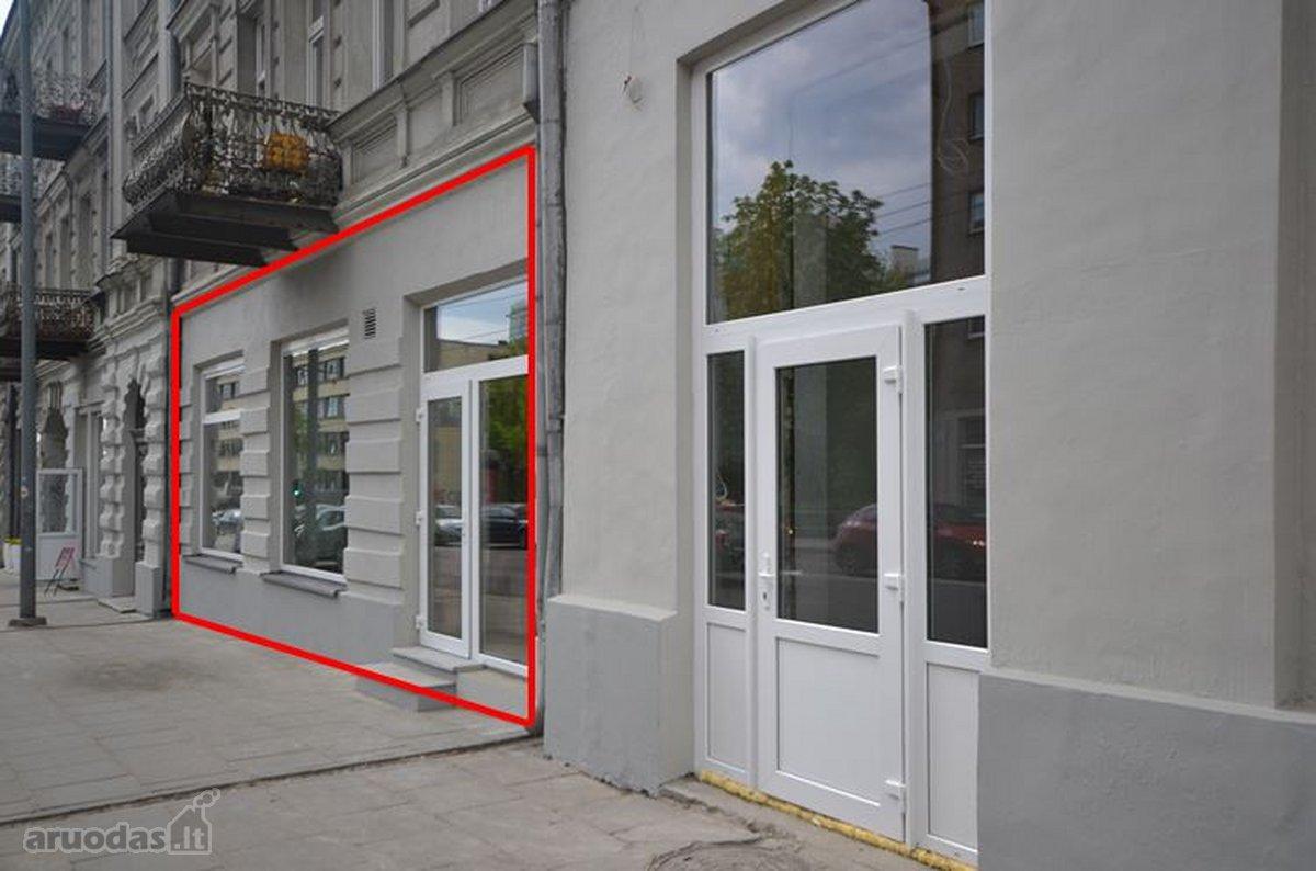 Vilnius, Šnipiškės, Kalvarijų g., biuro, prekybinės, viešbučių, paslaugų, gamybinės, maitinimo, kita paskirties patalpos nuomai