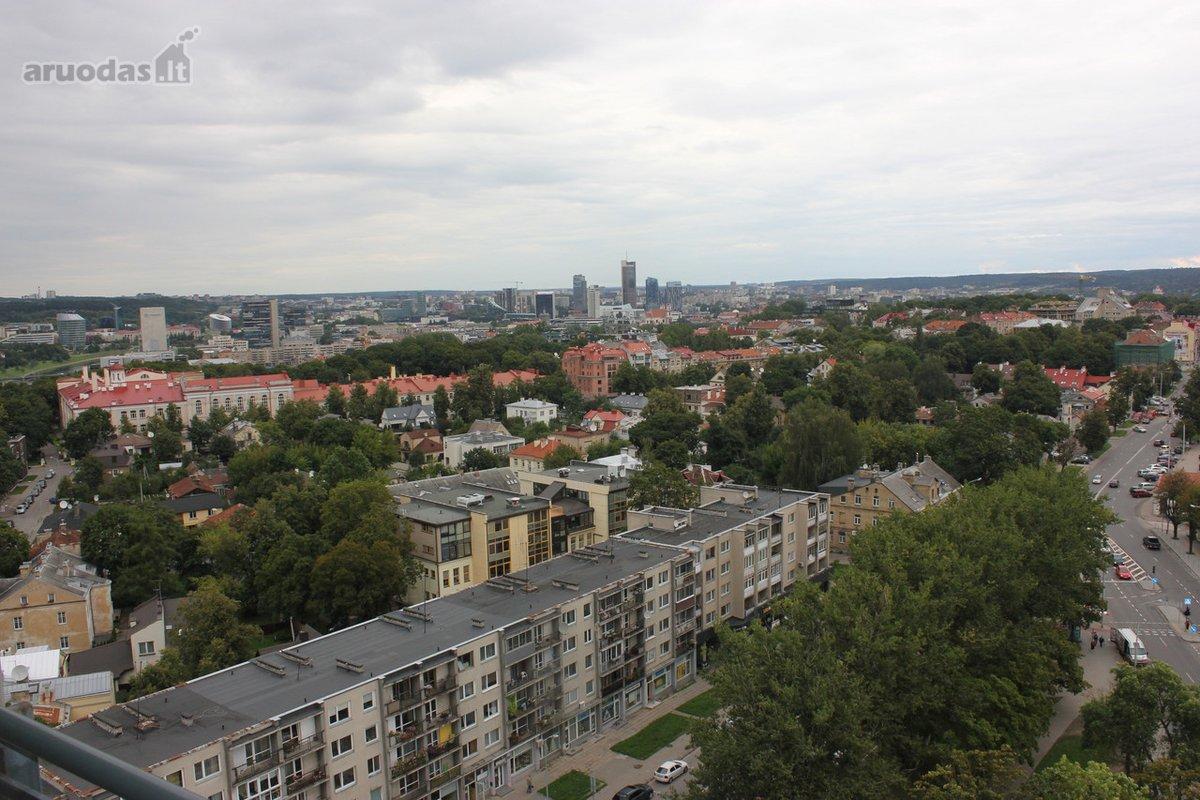 Vilnius, ieško buto