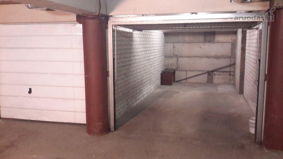 Vilnius, Šeškinė, Laisvės pr., mūrinis garažo nuoma