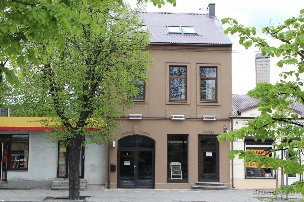 Kaunas, Centras, Vytauto pr., viešbučių, maitinimo paskirties patalpos
