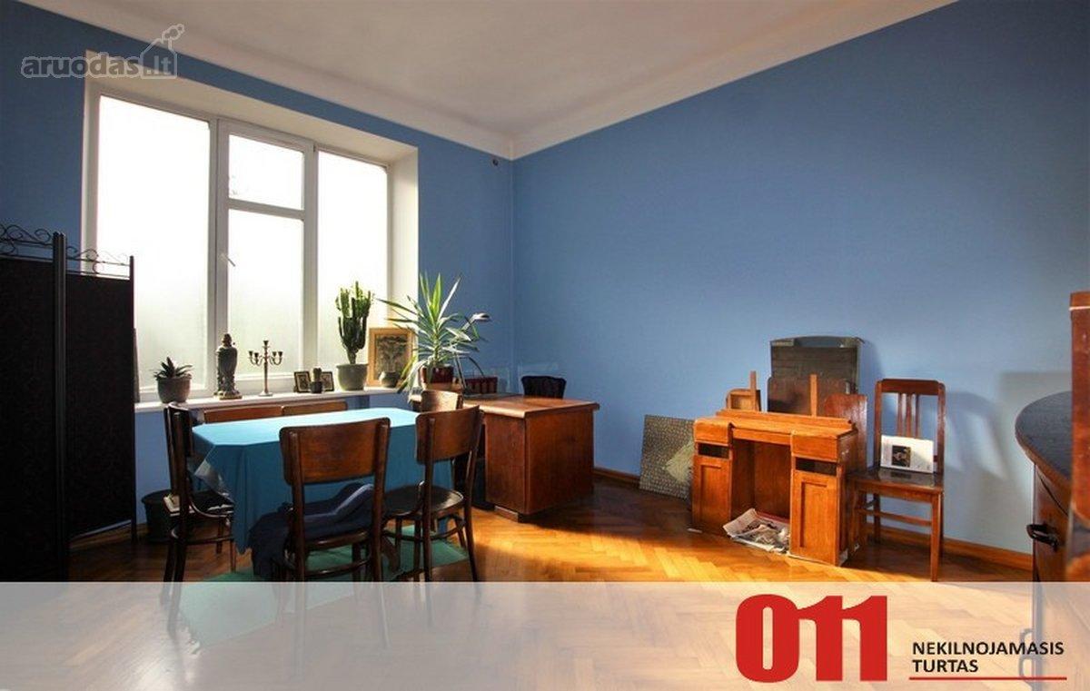 Kaunas, Centras, Nemuno g., 3 kambarių butas