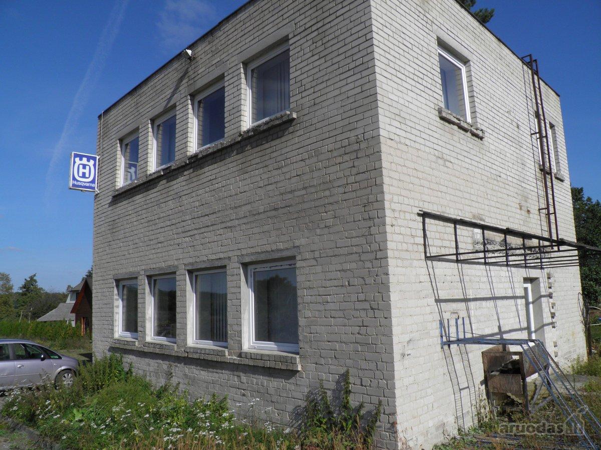 Šakių r. sav., Gelgaudiškio m., mūrinis namas