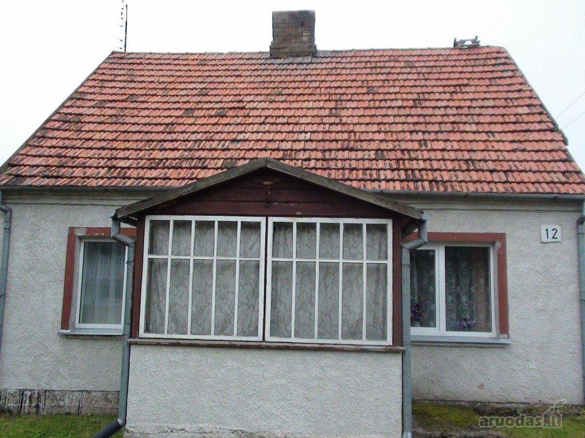 Kėdainių r. sav., Surviliškio mstl., Kėdainių g., mūrinis namas