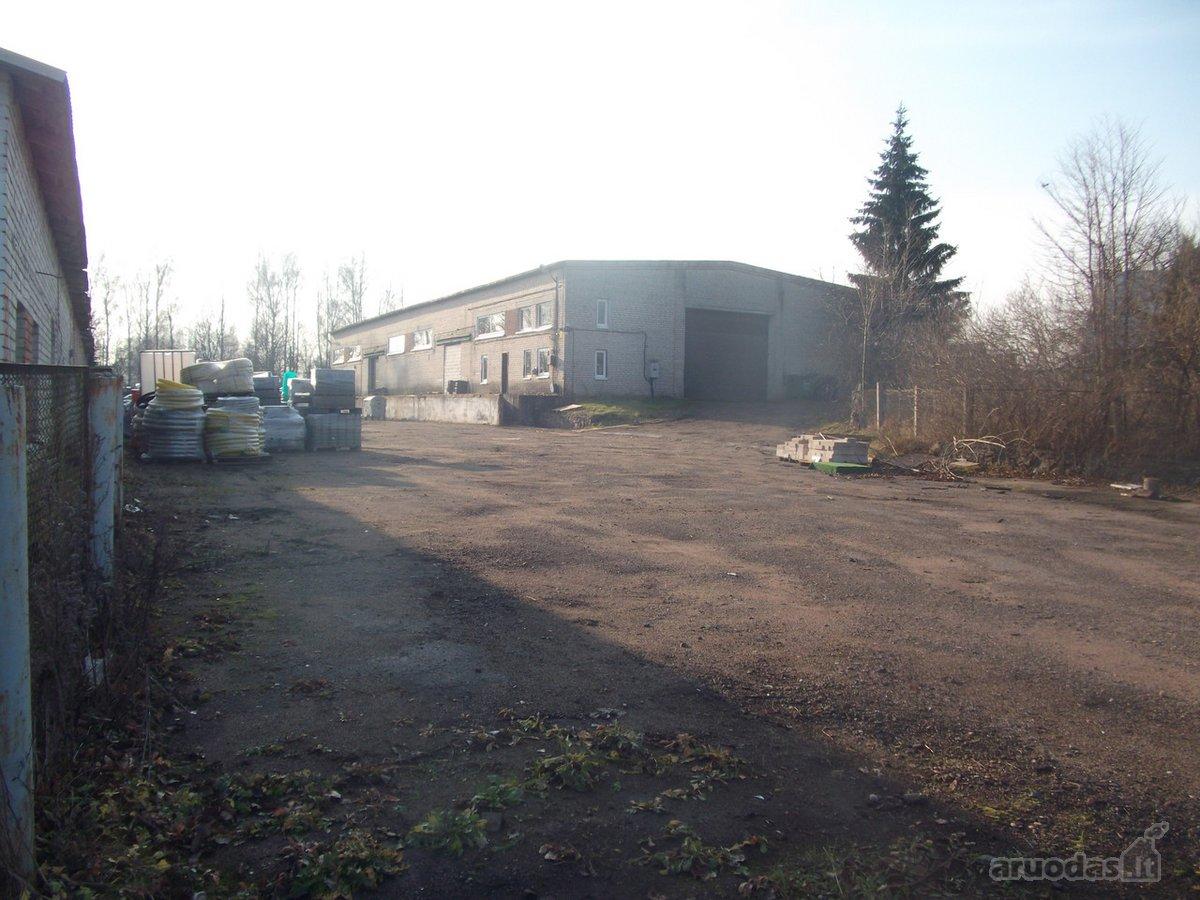 Trakų m., Vilniaus g., prekybinės, sandėliavimo, gamybinės, kita paskirties patalpos