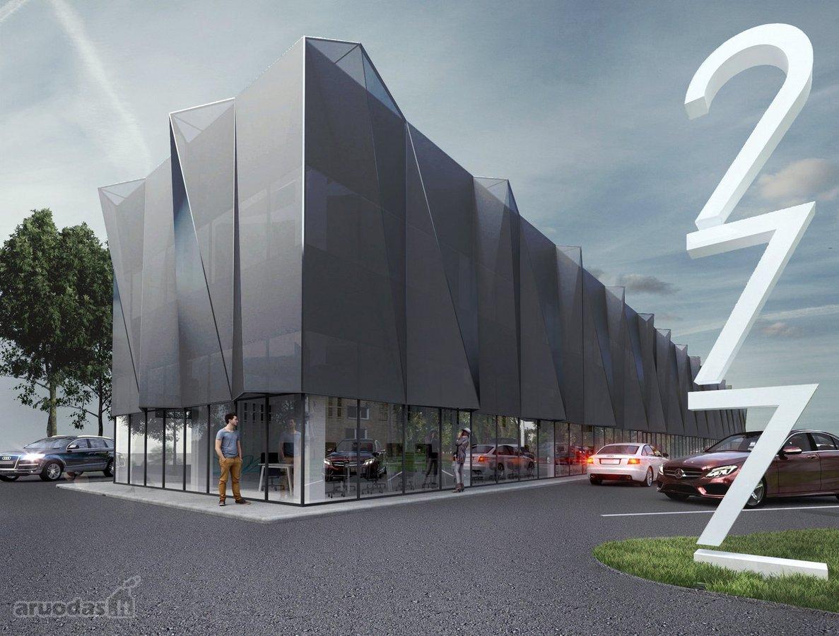 Kaunas, Kalniečiai, Savanorių pr., biuro, prekybinės, paslaugų, maitinimo, kita paskirties patalpos nuomai