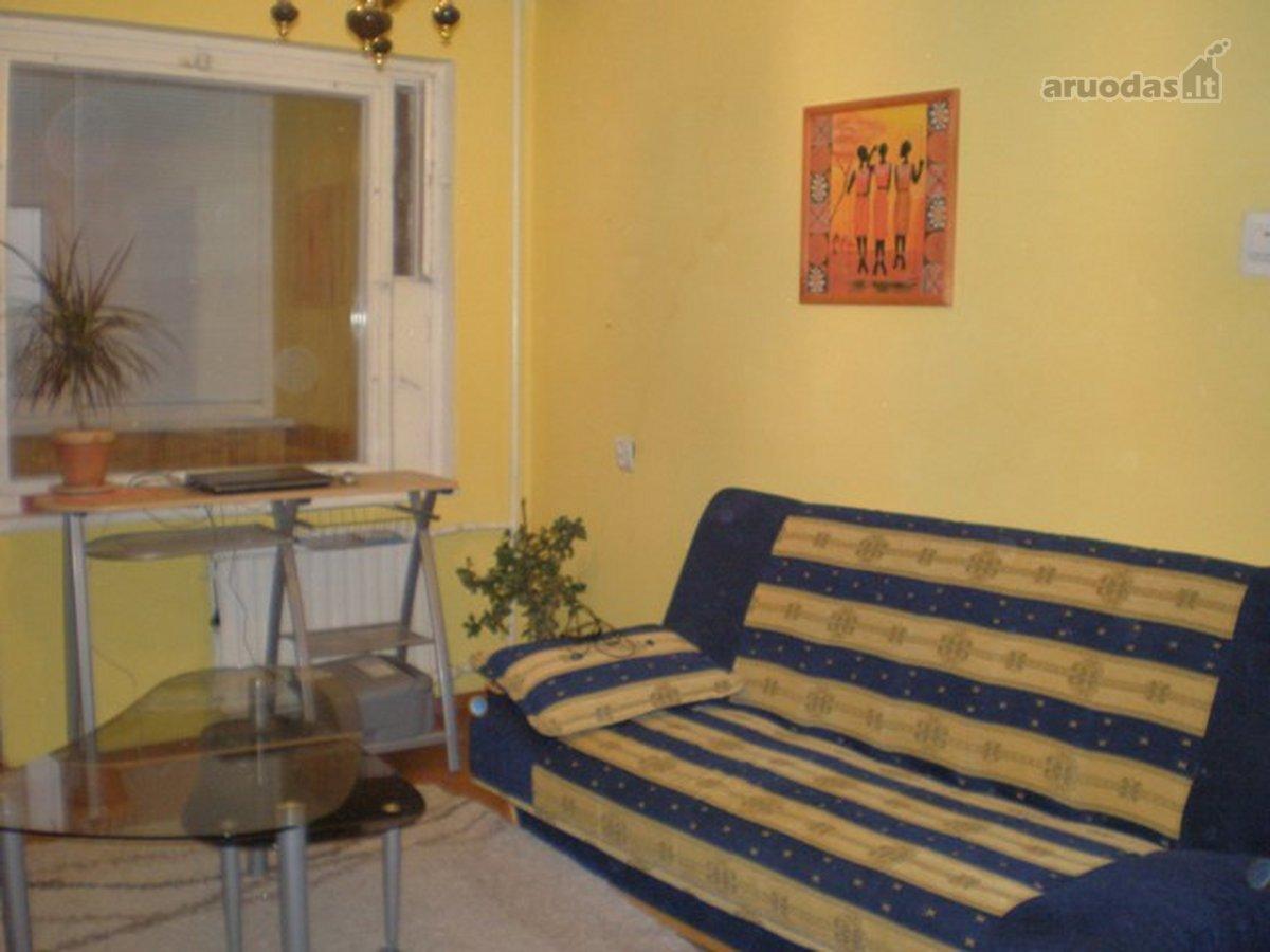 Vilnius, Karoliniškės, Loretos Asanavičiūtės g., 1 kambario buto nuoma