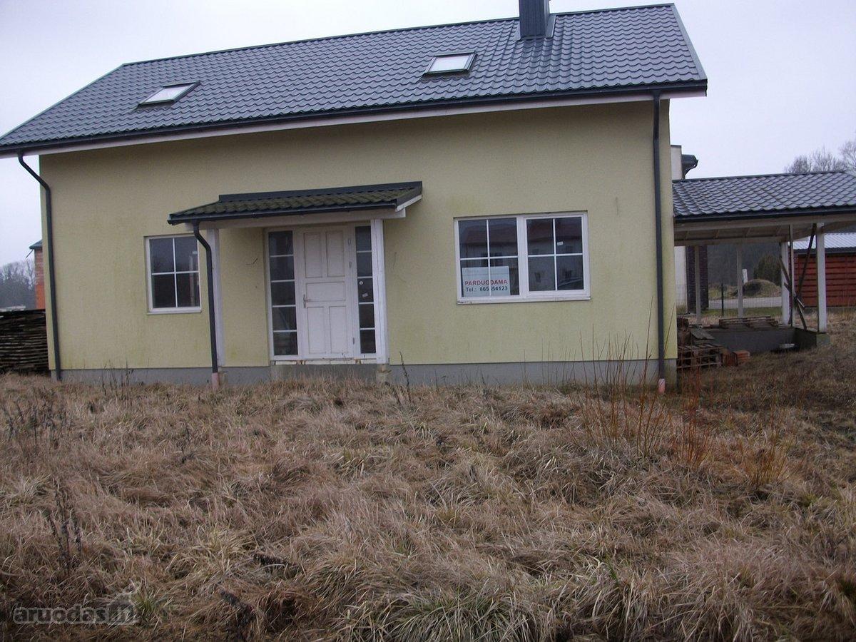 Kauno r. sav., Raudondvario k., mūrinis namas