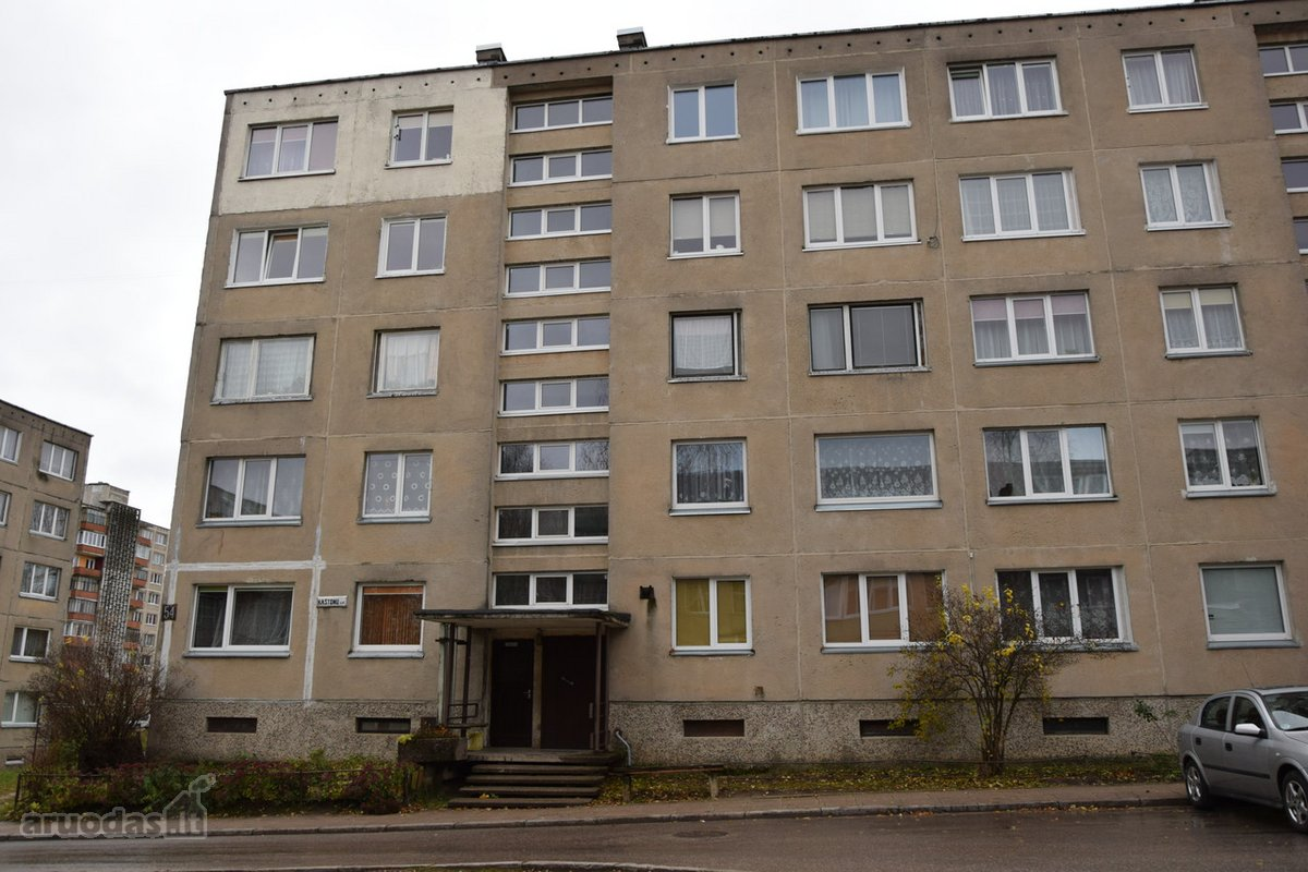 Alytus, Vidzgiris, Kaštonų g., 2 kambarių butas