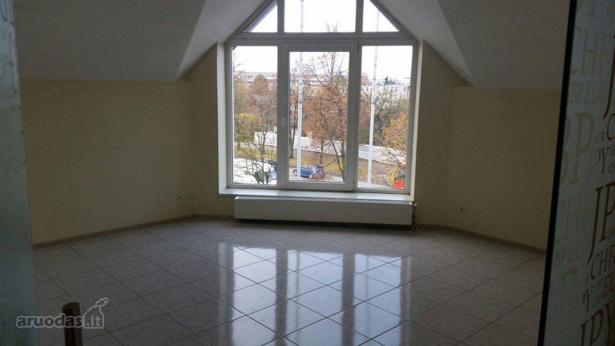 Kaunas, Centras, Savanorių pr., biuro, prekybinės paskirties patalpos nuomai