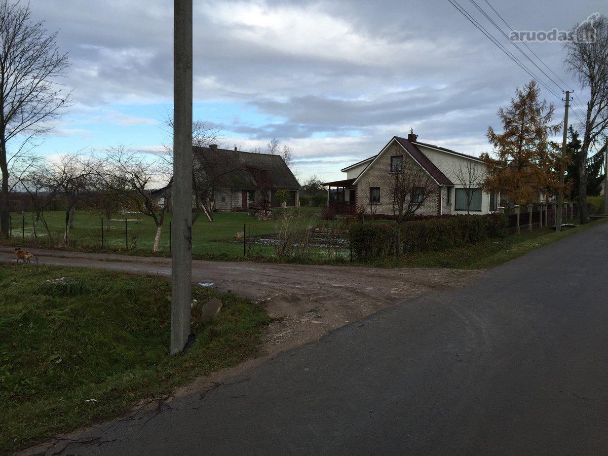 Klaipėdos r. sav., Plikių mstl., Žirginių g., namų valdos paskirties sklypas