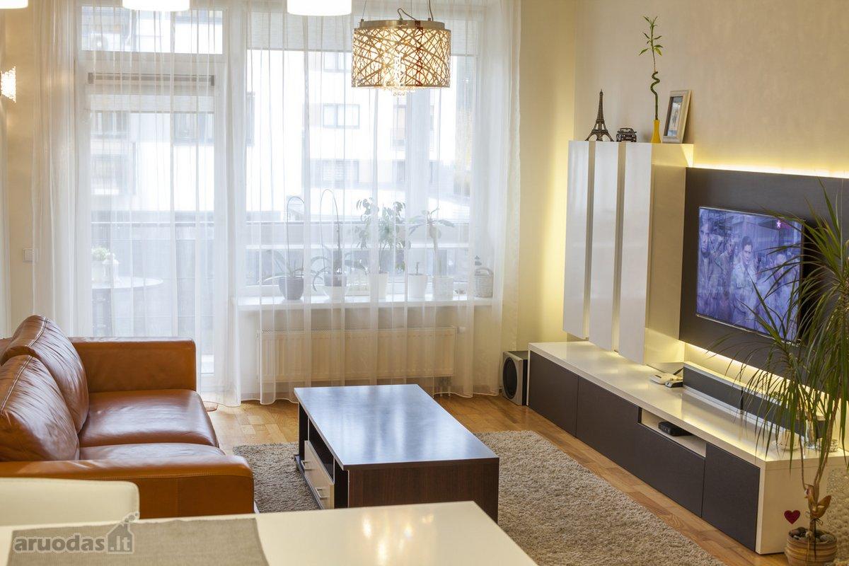 Vilnius, Santariškės, Santariškių g., 2 kambarių butas