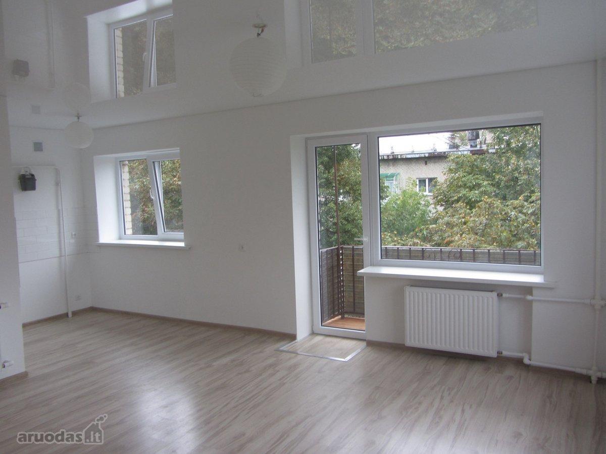 Kaunas, Vilijampolė, Raudondvario pl., 2 kambarių butas