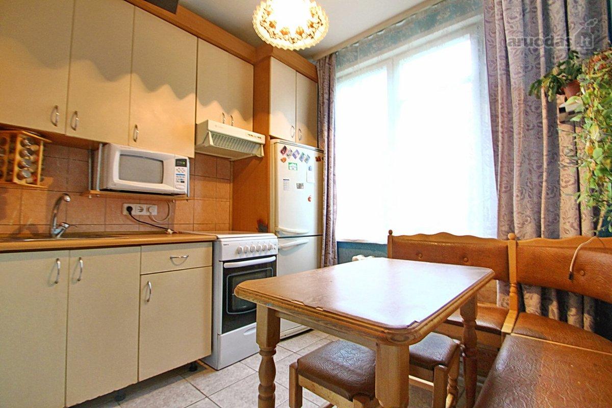 Vilnius, Naujamiestis, Naugarduko g., 2 kambarių buto nuoma