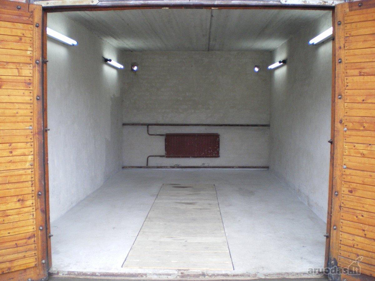 Šiauliai, Žaliūkiai, Voveriškių g., mūrinis garažo nuoma